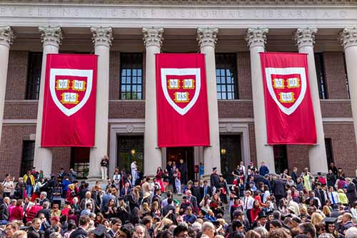 harvard university 10 Highly Recommended Online Universities